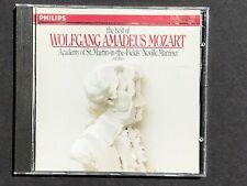 The Best of Wolfgang Amadeus Mozart (CD, Oct-1990, Philips)