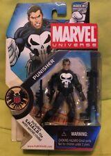 """Marvel Universe #020 Punisher 3.75"""" Action Figure Brand New Hasbro 2008 Netflix"""