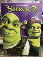 Dreamworks Shrek 2 Dvd With Slipcover New Free Shipping