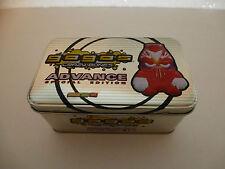 Gogos Crazy Bones Advance Special Edition Collectors tin miniatures