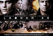 LADDER 49 Movie POSTER 27x40 E John Travolta Joaquin Phoenix Jacinda Barrett