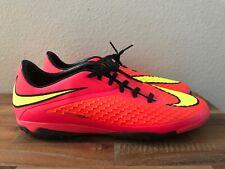 Nike Hypervenom Phelon Turf Soccer Shoes Hyper Punch/Volt/Black 599846-690 Sz 11