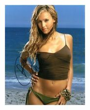JESSICA ALBA AUTOGRAPHED SIGNED A4 PP POSTER PHOTO PRINT 8