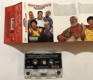 'Nutty Professor II' 'The Klumps' Movie Soundtrack Cassette (Jay-Z)
