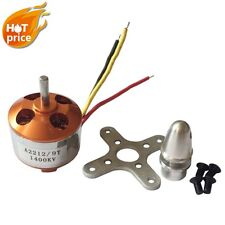2212 1400KV Brushless Outrunner Motor for 4 Axis Quadcopter RC Airplane Heli S