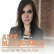 Don't Tell Me That It's Over von Macdonald,Amy | CD | Zustand sehr gut