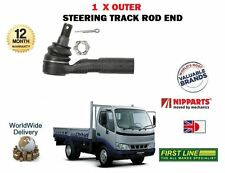 FOR TOYOTA DYNA 2.5 3.0 D4D 300 350 1996-2001 1 X OUTER STEERING TRACK ROD END