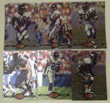 1994 Classic Images Minnesota Vikings Team Set Warren Moon Chris Carter Allen