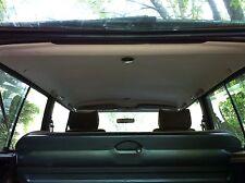 Range Rover Classic, HEADLINING RE-TRIMMING SERVICE 2 Door, LSE