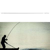 Canne à pêche en fibre de carbone, canne à pêche ultra-légère, canne à pêche