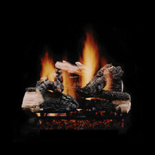 """Hargrove 24"""" Inferno Vented Gas Log Set With Manual Safety Pilot Natural Gas"""
