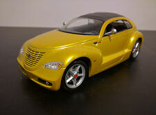 1:18 Chrysler Pronto Cruizer diecast model by Maisto in excellent condition