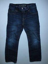 Gap Kids 1969 Boys Medium Wash Blue Straight Jeans 6 EUC