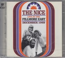 The Nice/Live at the Fillmore East December 1969 (2 CD, Nuovo! OVP)