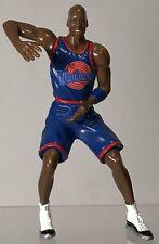 "Vintage Space Jam Michael Jordan 5"" Figure Tune Squad Blue Jersey Variant Rare"