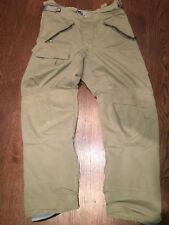 MARITHE FRANCOIS GIRBAUD Cargo Pantalon Olive Taille 50
