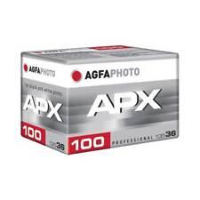 Agfaphoto S/W Film APX 100 135/36 - Kleinbildfilm (neue Emulsion)