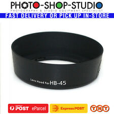 JJC Lens Hood LH-45 for Nikon HB-45 (50mm)