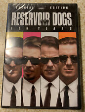 Reservoir Dogs (Dvd, 2003, 10th Anniversary Edition) New