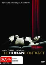The Human Contract * NEW DVD * Jason Clarke Paz Vega (Region 4 Australia)