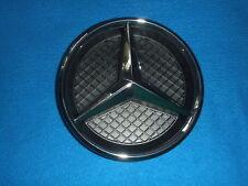 Mercedes Benz Original Grundträger + Chrom Stern Kühlergrill W 176 A Klasse Neu