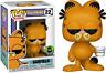 Garfield with I Hate Mondays Mug Funko Pop Vinyl New in Mint Box + Protector