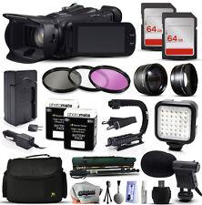 Canon XA20 HD Profesional Videocámara videocámara + 128GB Paquete De Accesorios