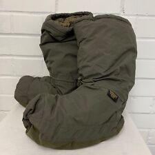 CARINTHIA WINDSTOPPER THERMAL G-LOFT INSULATED BOOTIES - Size: 40 - 46 , Army