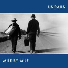 US RAILS - Mile By Mile - Digipak-CD - 4028466327390
