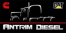 """CUMMINS """"NEW"""" ISX FUEL PRESSURE SENSOR POWER HARNESS 03 & NEWER MTRS W/ EGR  DPF"""