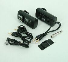 VF-902 Wireless Flash Trigger Shutter Release for Nikon D5200 D3400 D90 D700 D3x