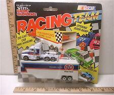 1991 Racing Champions Nascar Richard Petty Die-cast Transporter + Micro Car