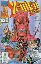 X-Men 2099 Ad 5 1993 Series Nm Marvel Uncanny Wolverine