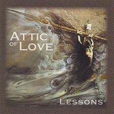 Lessons * by Attic of Love (CD, Sep-2002, www.myspace.com/atticoflove)