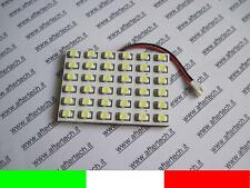 PANEL 36 LED SMD3528 BLANCO 6000K T10 BA9S SILURO M2