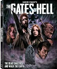 THE GATES OF HELL Blu-Ray DELUXE Limited 1/2000 GORE Lucio Fulci *RARE SLIPCOVER