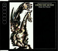 CD MAXI DEPECHE MODE SHAKE THE DISEASE REMIXED EXTENDED VERSION COMME NEUF 1991