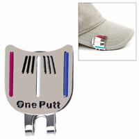 Cap Clip mit Ballmarker Golf Ballmarkierer Golf Hut Clip Clip M8H0 Mütze Nü I6K0