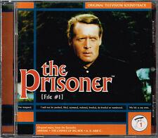RON GRAINER    THE PRISONER FILE 1     MINT CARLTON SILVA 2002 CD EDITION (UK)