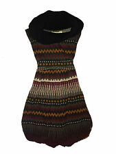 ARTIGLI ABITO DRESS DONNA MULTICOLOR  TG.L ITA  MADE IN ITALY SCONTI