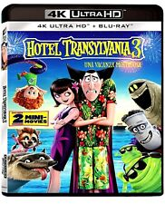 HOTEL TRANSILVANIA 3 (BLU-RAY 4K ULTRA HD + Blu-ray) ANIMAZIONE UNIVERSAL