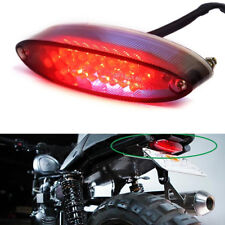 28 LED Motorcycle Brake Stop Running Tail Light License Plate Lights Waterproof