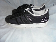 ADIDAS MEN SUPERSTAR KAISER OF NEW YORK LACE UP TRAINERS SIZE UK 7.5 EU 41.5 VGC
