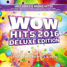 Various- Wow Hits 2016 [Deluxe Editition] [2DISCS] 2015  * NEW * STILL SEALED *