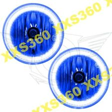 ORACLE Halo FOGLIGHTS for Chevrolet Sonic 12-13 BLUE LED Angel Eyes