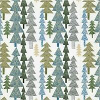 20 Modern Christmas Tree Tissue Paper 3Ply Table Napkin Serviettes For Decoupage