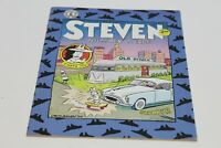 Steven #3 Comic Book Doug Allen Kitchen Sink Comix
