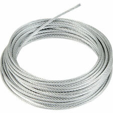 Stainless Steel Wire Rope 2MM x 5Mtr - cheapest around