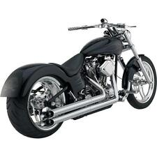 86-06 Harley Davidson Softail Vance & Hines LongShots HS Full Exhaust 17813