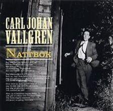 "Carl Johan Vallgren - ""Nattbok"" - 2010"